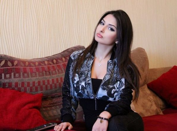 Секс девственницы азербайджанцы